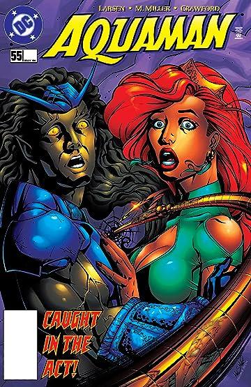 Aquaman (1994-2001) #55