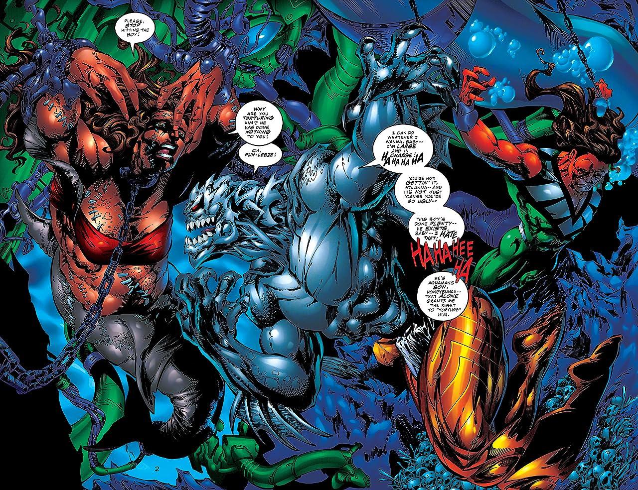 Aquaman (1994-2001) #56