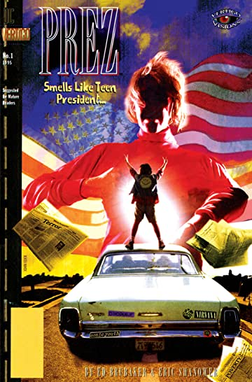 Vertigo Visions - Prez (1995) #1