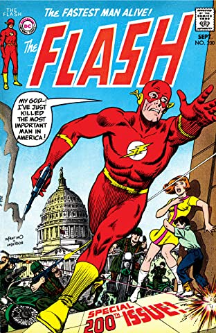 The Flash (1959-1985) #200