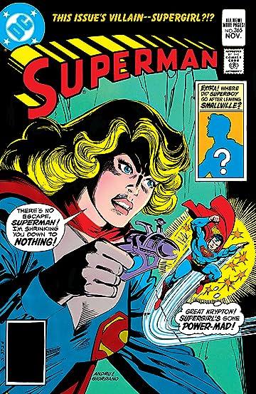 Superman (1939-2011) #365