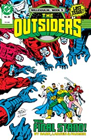 The Outsiders (1985-1988) #28