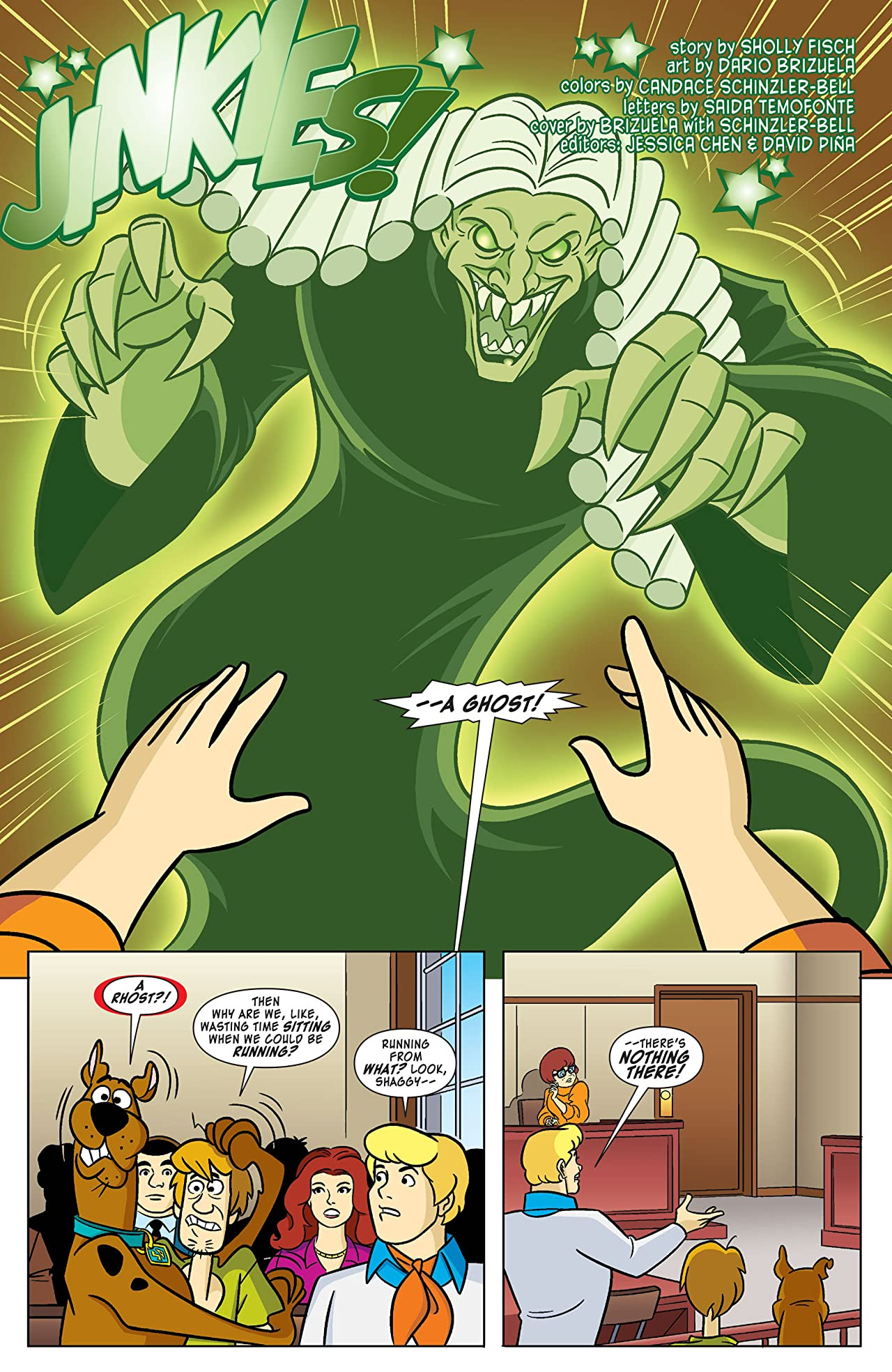 Scooby-Doo, Where Are You? (2010-) #61