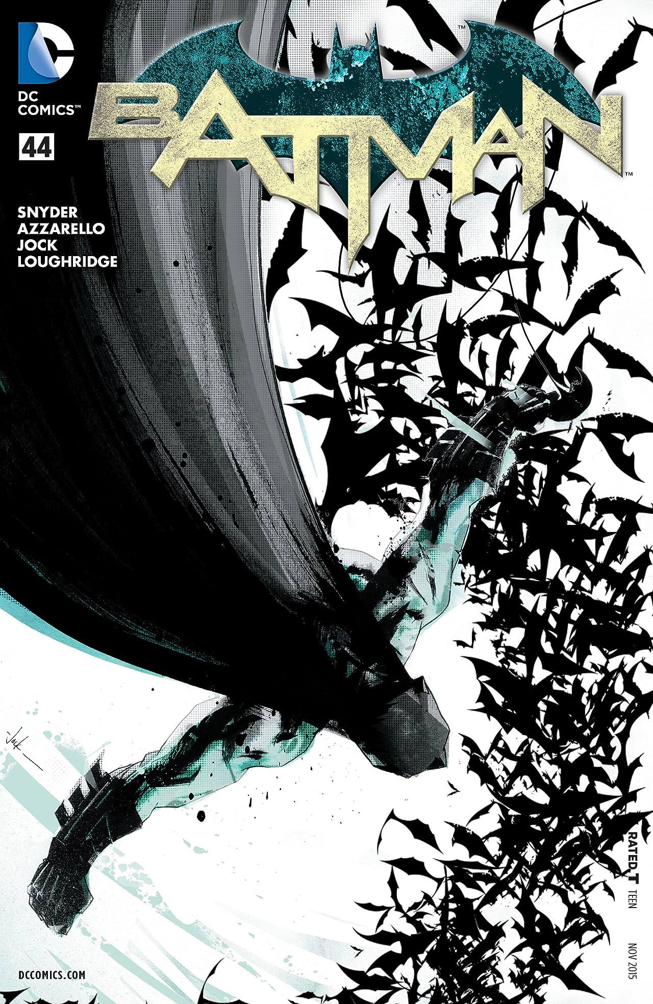 Batman (2011-2016) #44