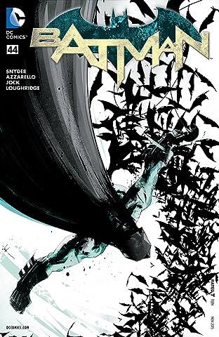 Batman (2011-) #44