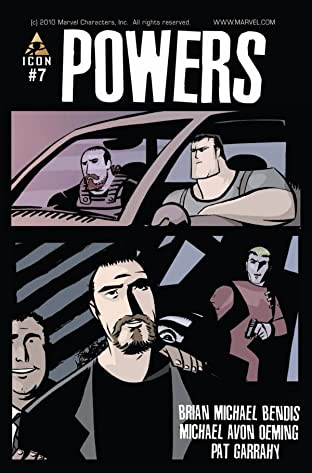 Powers (2000-2004) #7