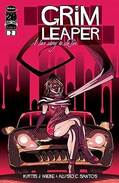 Grim Leaper #2 (of 4)