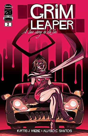 Grim Leaper #2 (of 4)