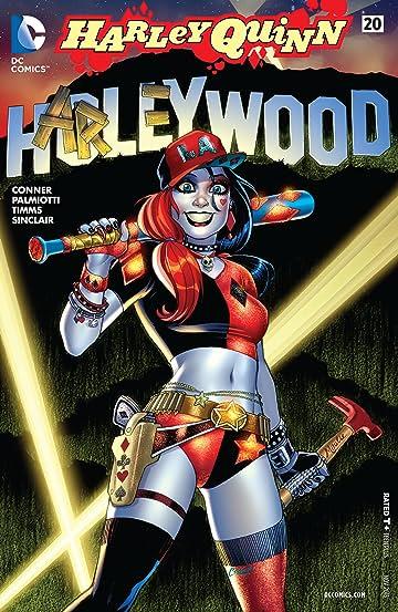Harley Quinn (2013-2016) #20