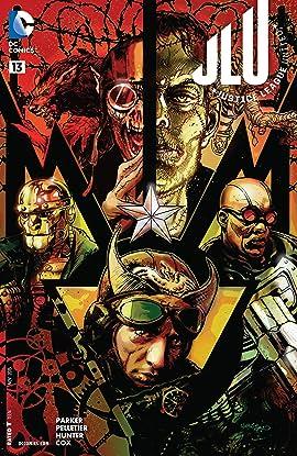 Justice League United (2014-2015) #13