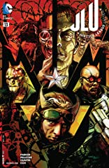 Justice League United (2014-) #13