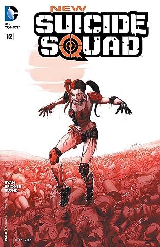New Suicide Squad (2014-2016) #12