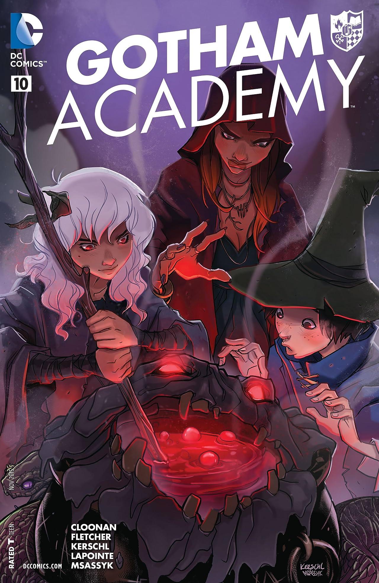 Gotham Academy (2014-) #10