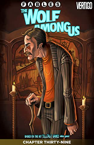 Fables: The Wolf Among Us (2014-) #39