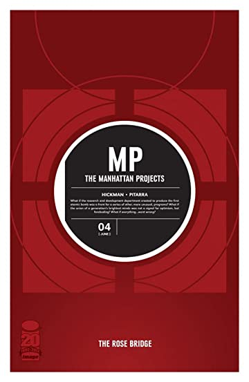 The Manhattan Projects No.4