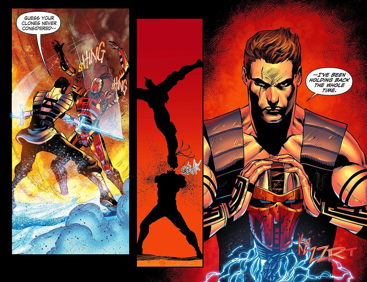 Mortal Kombat X (2015) #36