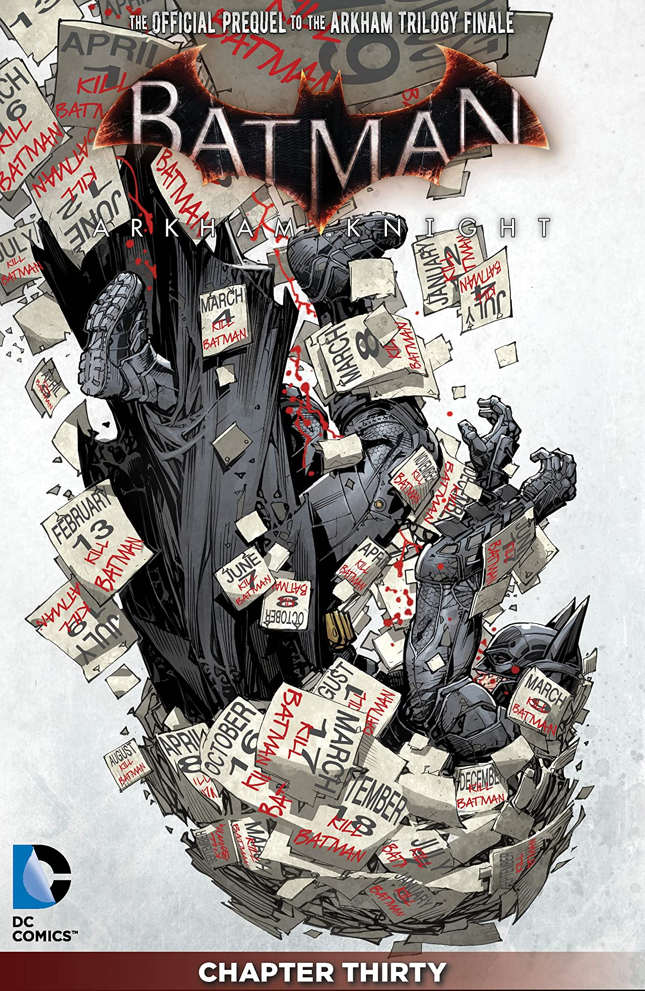 Batman: Arkham Knight (2015-2016) #30
