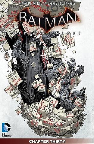 Batman: Arkham Knight (2015-) #30