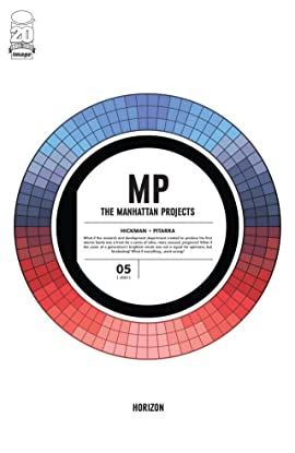 The Manhattan Projects #5