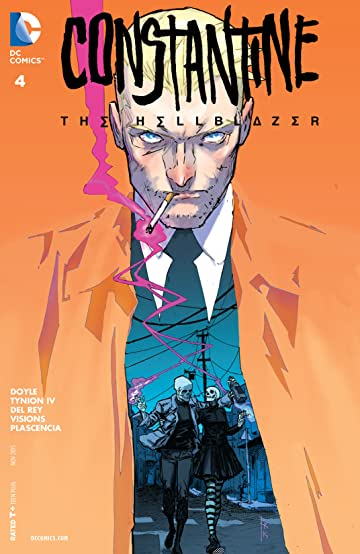 Constantine: The Hellblazer (2015-2016) #4
