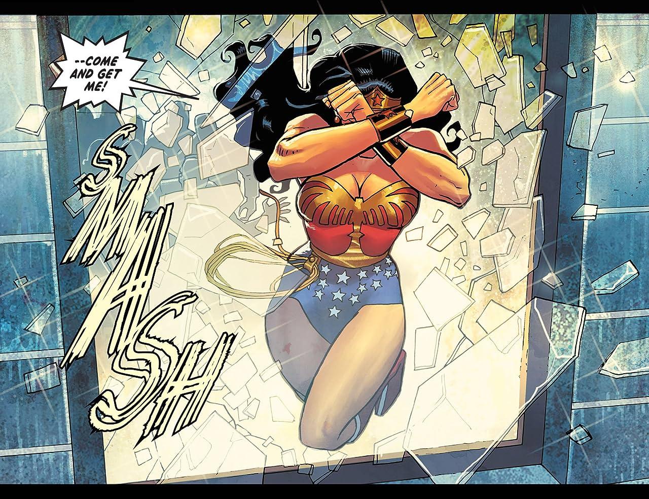 Wonder Woman '77 (2015-2016) #9