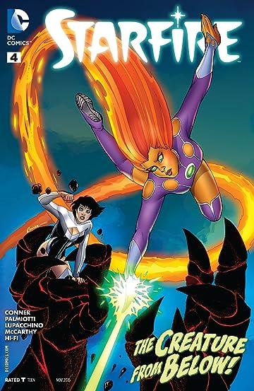 Starfire (2015-2016) #4