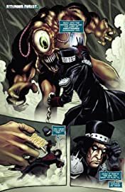 Alice Cooper vs. CHAOS! #1: Digital Exclusive Edition