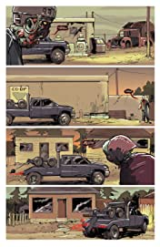 Rebel Blood #4 (of 4)