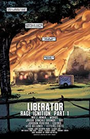 Liberator #1 (of 4)