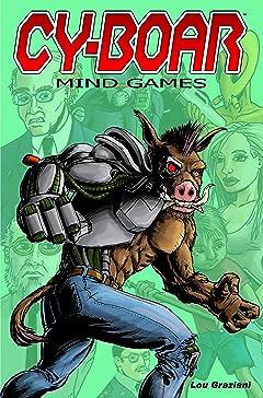 Cy-Boar Vol. 2: Mind Games
