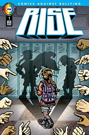 Rise: Comics Against Bullying Tome 1