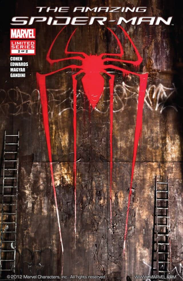 Amazing Spider-Man Movie #2
