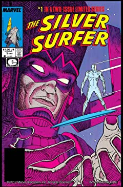 Silver Surfer: Parable #1