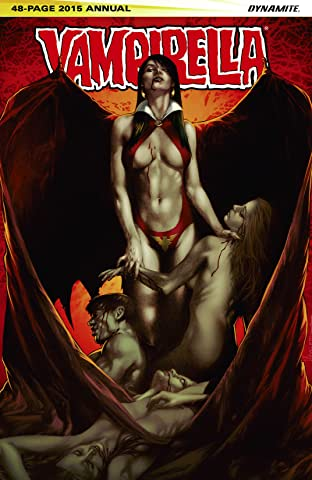 Vampirella Annual 2015 No.4