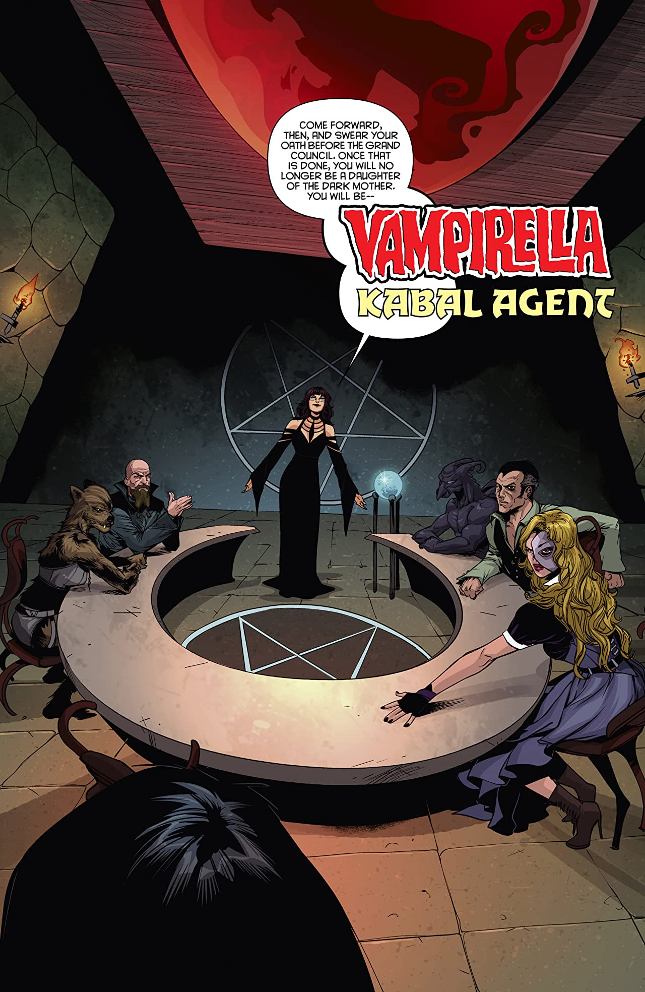 Vampirella Annual 2015: Digital Exclusive Edition