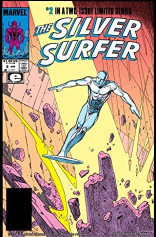 Silver Surfer: Parable #2