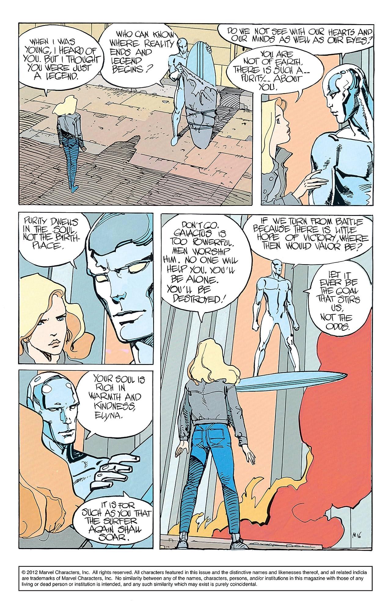 Silver Surfer: Parable #2