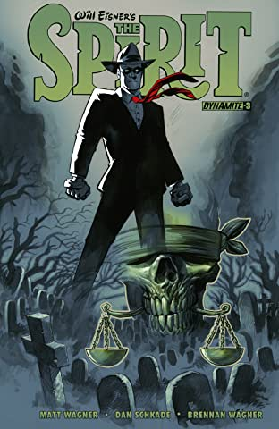 Will Eisner's The Spirit #3: Digital Exclusive Edition