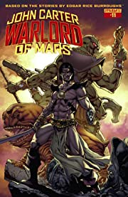 John Carter: Warlord of Mars #11: Digital Exclusive Edition