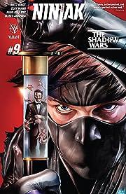 Ninjak (2015- ) #9: Digital Exclusives Edition