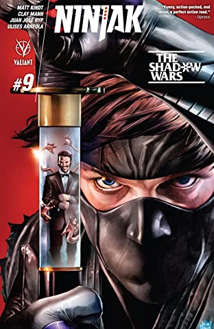 Ninjak (2015- ) No.9: Digital Exclusives Edition