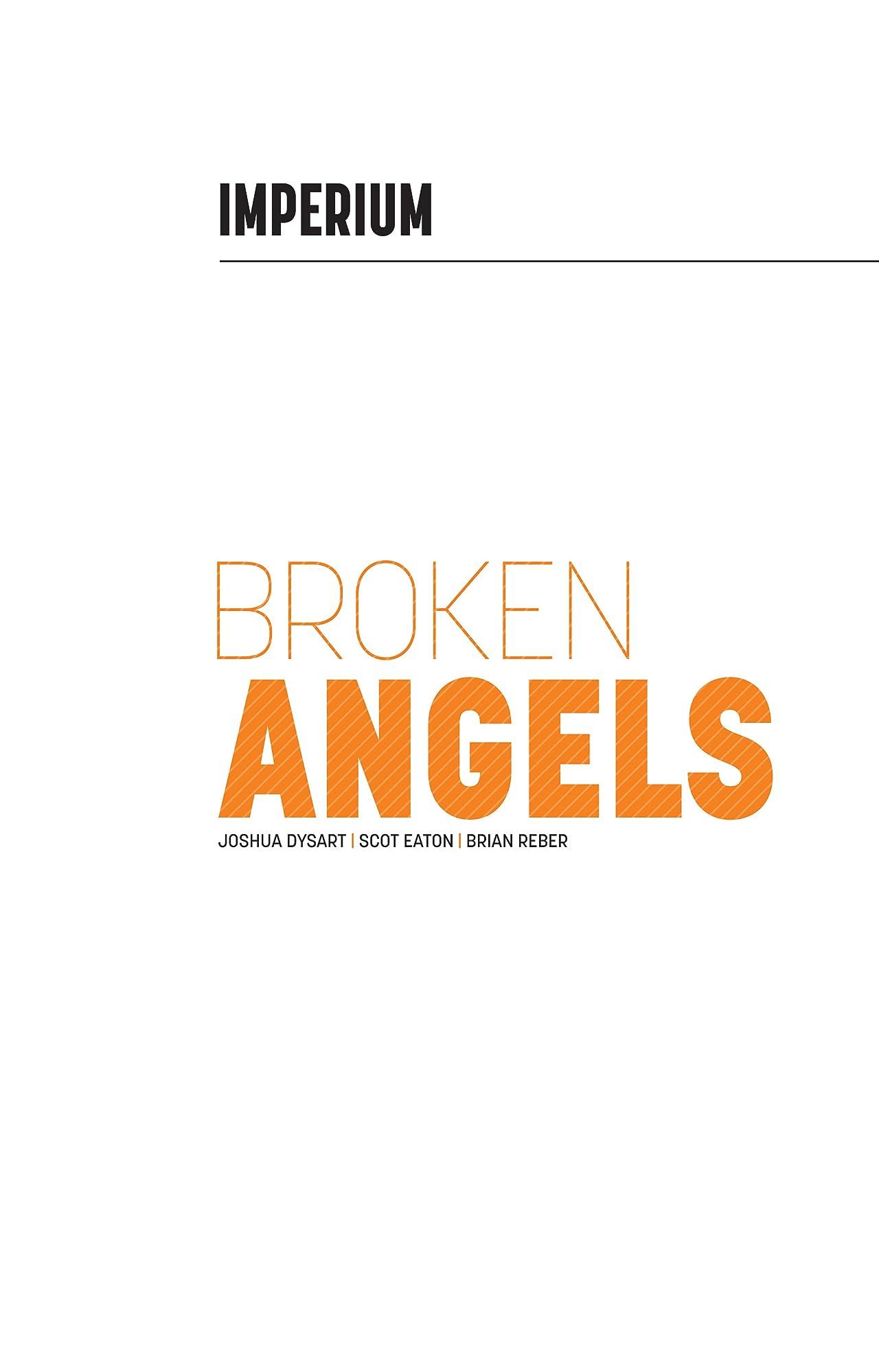 Imperium Vol. 2: Broken Angels