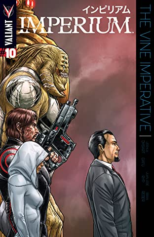 Imperium #10: Digital Exclusives Edition