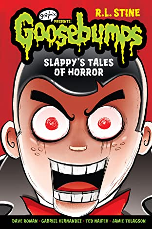 Goosebumps Graphix Full Color Vol. 1: Slappys Tales Horror