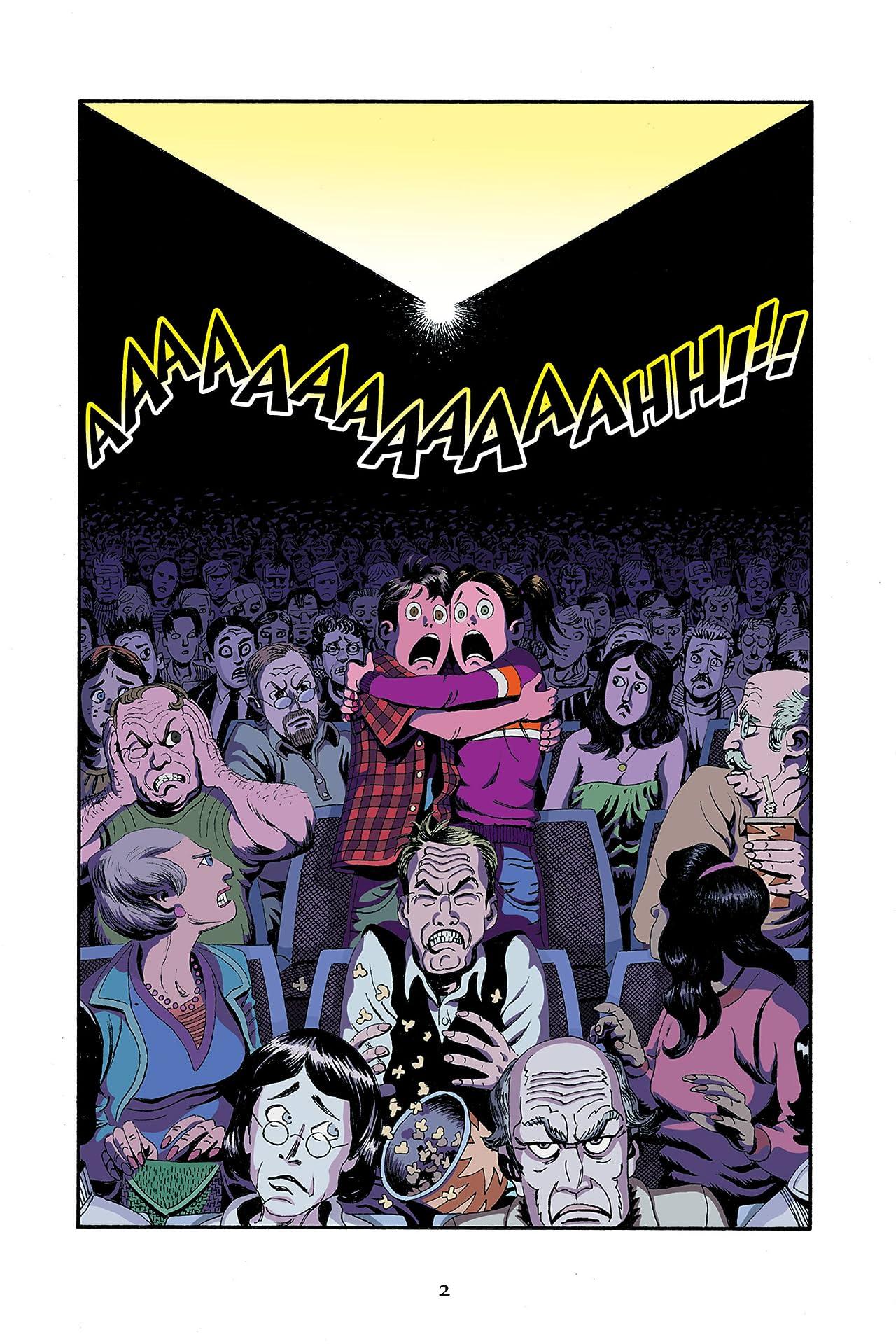 Goosebumps Graphix Full Color Vol. 1: Slappys Tales Horror