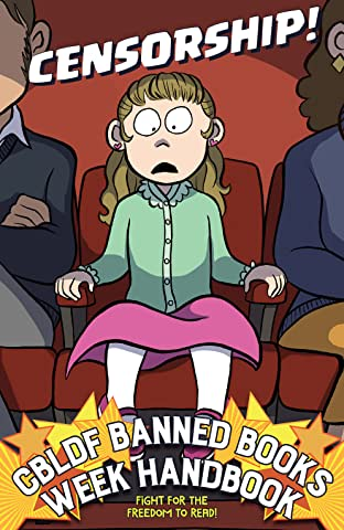 CBLDF Banned Books Week Handbook 2015