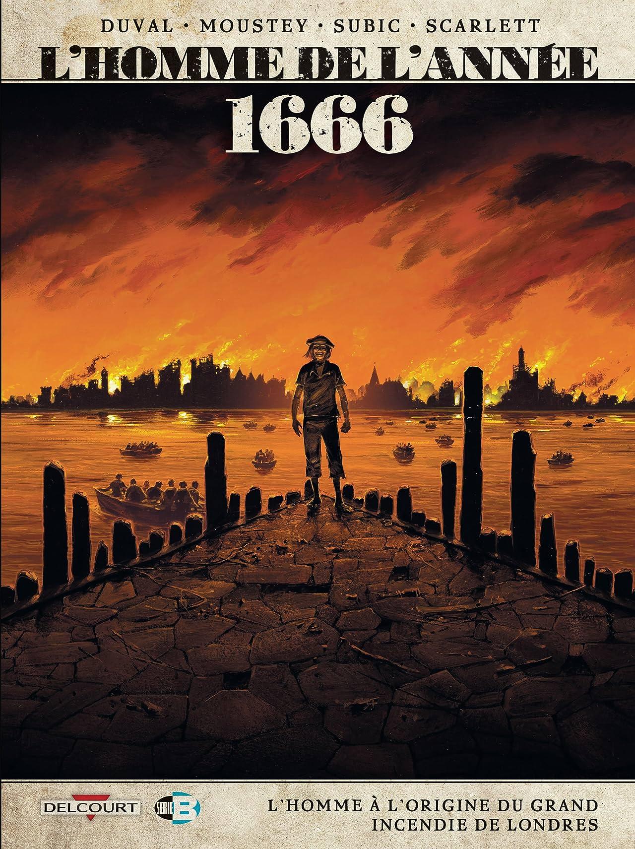 L'Homme de l'année Vol. 10: 1666