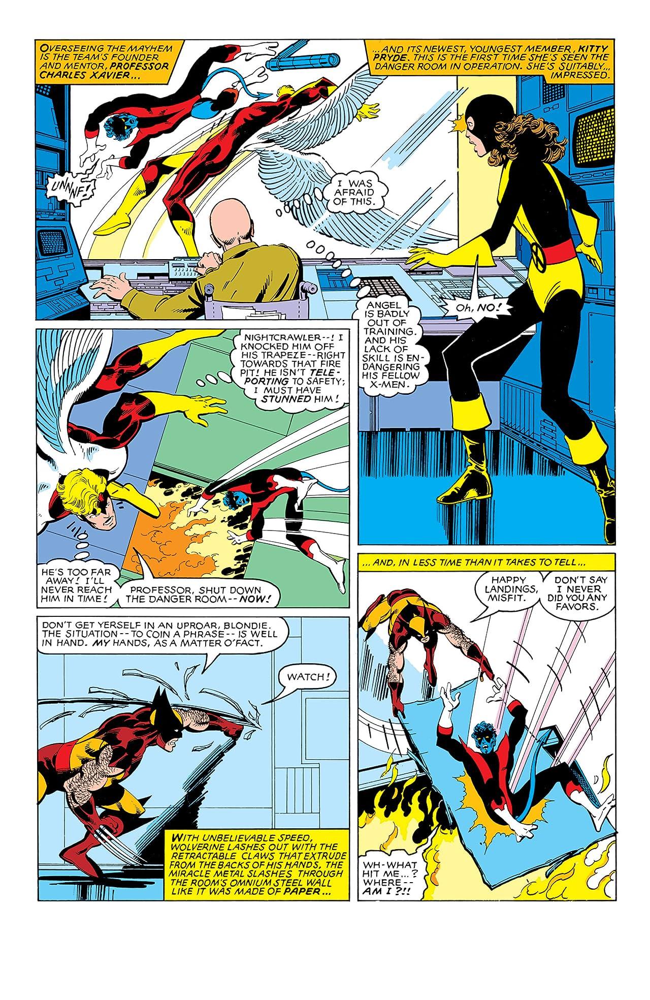 ... Uncanny X-Men (1963-2011) #139