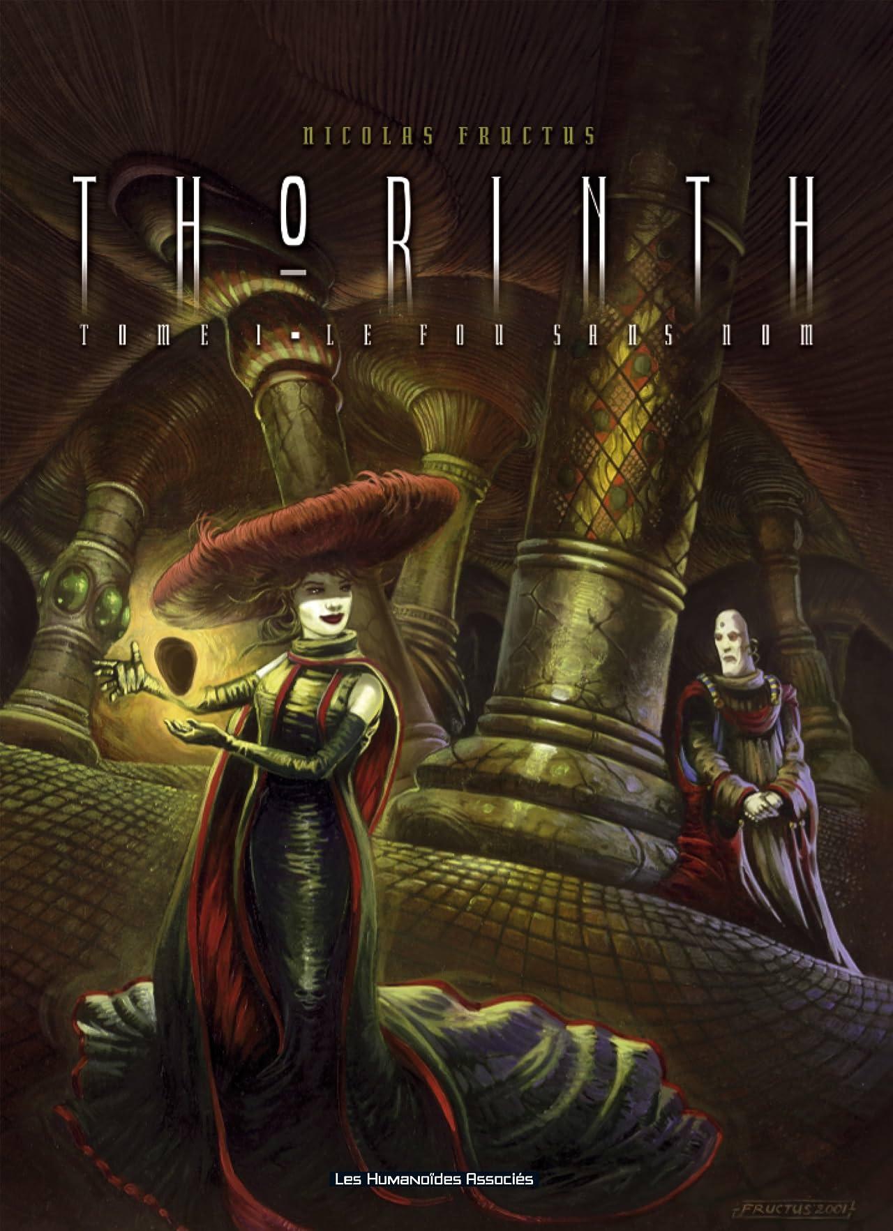 Thorinth Tome 1: Le Fou sans nom