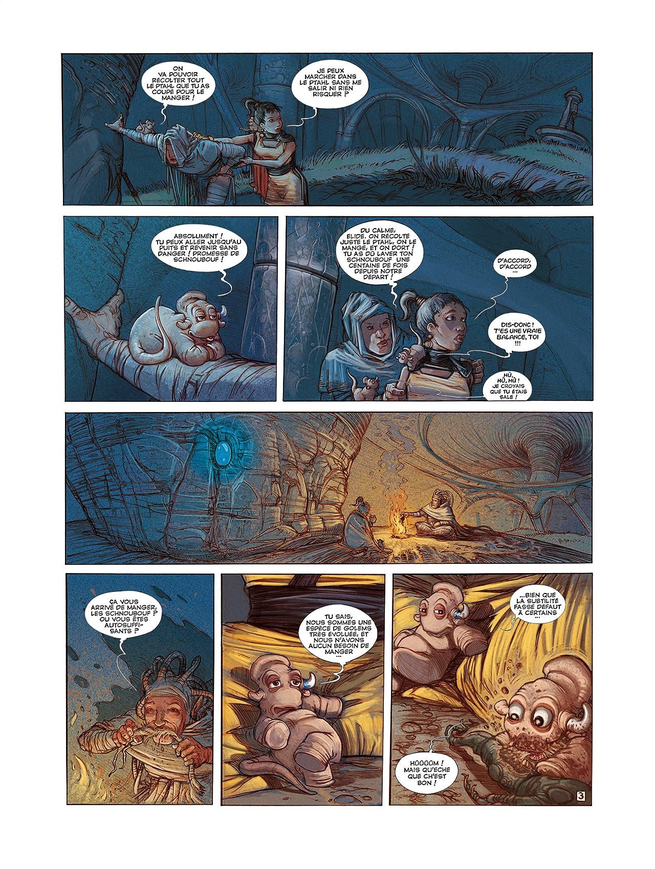 Thorinth Vol. 2: Les Epancheurs de Sogrom